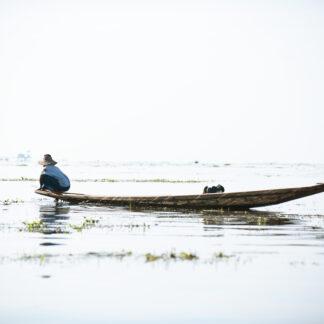 Floating af Julie Aucoin