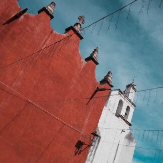 Mexican Sky af Julie Aucoin