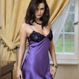 Violet Agnes chemise natkjole