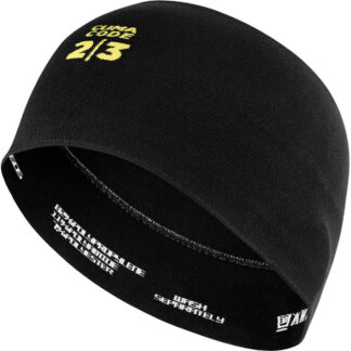 Assos ASSOSOIRES Spring Fall Headband - Sort