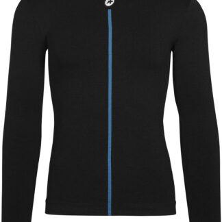 Assos ASSOSOIRES Winter LS - Langærmet - Skin Layer - Sort