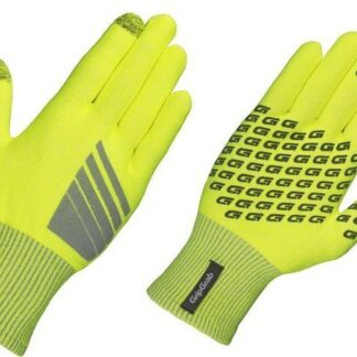 GripGrab Primavera Merino Glove Hi-Vis