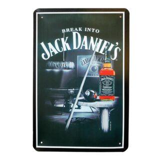 Metalskilt - Jack Daniels