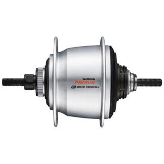 Shimano Nexus Di2 - Bagnav med 5 gear og til skivebremse - SG-C7050-5-DBS - Sølv