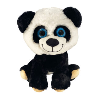 Stor blød Panda Bamse, 45 cm