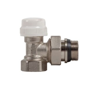 "Termostat ventil til gulvvarmesystem 3/4"""