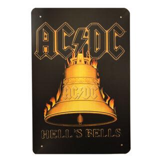 Metalskilt - AC/DC