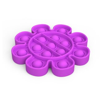 Fidget Toys - Pop It Bubbles - Blomst (flere farver)