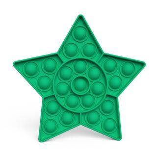 Fidget Toys - Pop It Bubbles - Stjerne (flere farver)