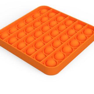 Fidget Toys - Pop It - Firkant (Flere farver)
