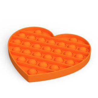 Fidget Toys - Pop It - Hjerte (flere farver)