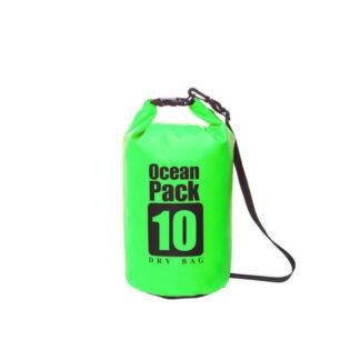 Outdoorstore Drybag, 10L Grøn