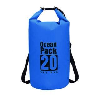 Outdoorstore Drybag, 20L Blå