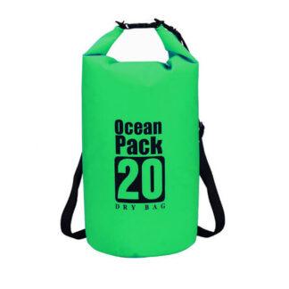 Outdoorstore Drybag, 20L Grøn