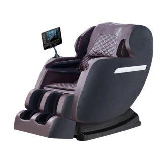 Luksus Massagestol 4D Varmeterapi m/stor touchskærm