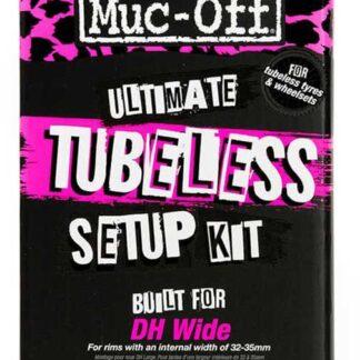 Muc-Off Tubeless Kit - DH/Plus