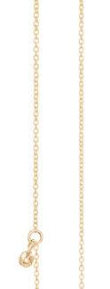 Ole Lynggaard Design collier anker 60cm - C0070-406