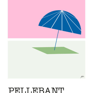 Pellebant 2.0 af Justesen Plakater