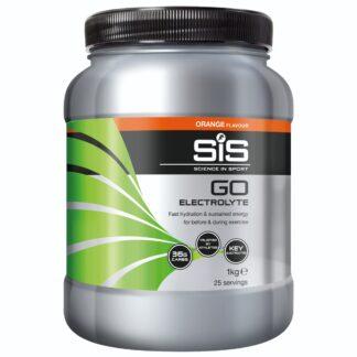 SIS Go Energy + Electrolyte Appelsin - 1kg