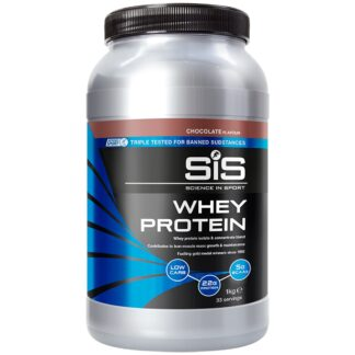 SIS Recovery Whey Protein Chokolade - 1kg