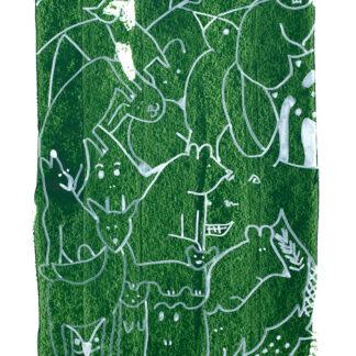 Skovens dyr af Artbyrit