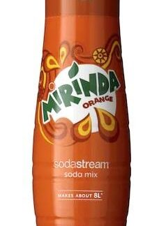 Sodastream Mirinda
