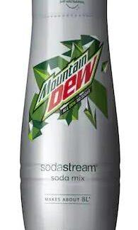 Sodastream Mountain Dew Diet