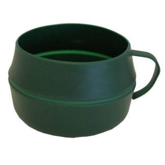Stabilotherm Foldbar kop, 0,2L Grøn