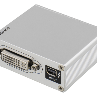 Thunderbolt til HDMI / DVI / VGA converter