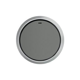 WERGON - Enzo - Fast Charge Trådløs 10W oplader - Sølv
