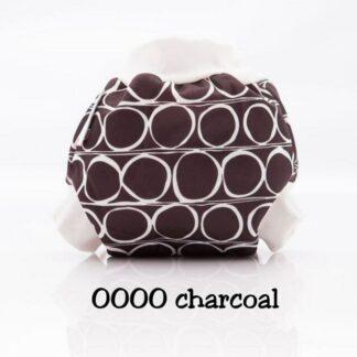 Bambooty svømmeble OOOO Charcoal