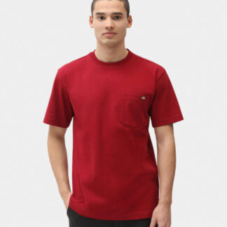 Dickies Porterdale T-shirt (Rød, S)