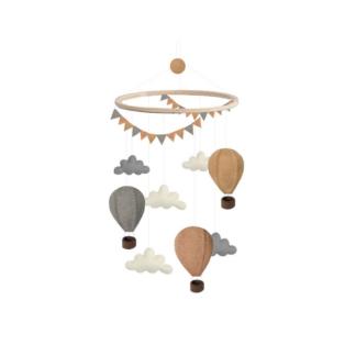 Gamcha - Uro - Luftballon/Vimpler, Beige