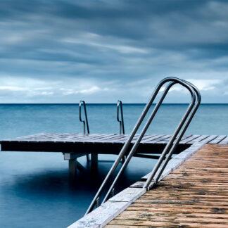 Let's go for a swim af Henrik Wessmann