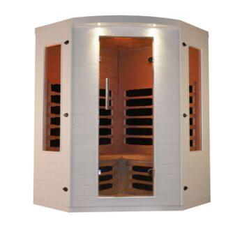 MaXXwell Infrarød Sauna MOUNT KENYA (2-3 personer)