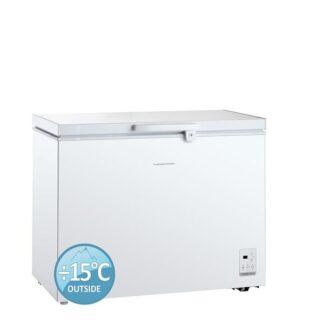 Scandomestic - SB 300 W - Kummefryser - 2+2 års garanti