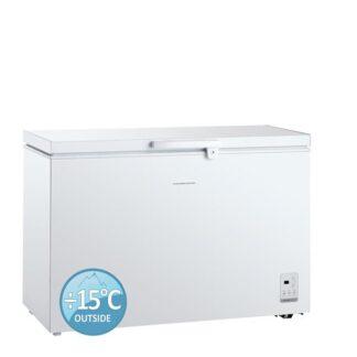 Scandomestic - SB 400 W - Kummefryser