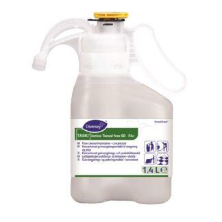 TASKI Jontec Tensol free, vaskeplejemiddel uden voks, SmartDose, 1,4 L
