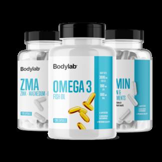 Vitamins Bundle: Overall health
