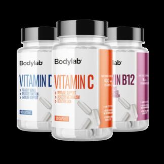 Vitamins Bundle: The immune booster