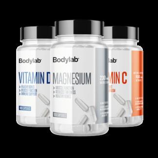 Vitamins bundle: The active life