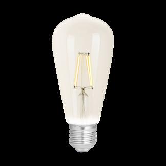 WiZ Filament Clear Tunable White Wi-Fi ST64 E27