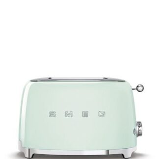 Smeg TSF01PGEU Toaster Pastelgrøn