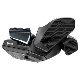 Sram XX1 - Trigger skifter 12 gear - AXS Rocker - Elektronisk - Sort